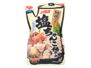 ニッスイ 塩ちゃんこ鍋スープ 650g